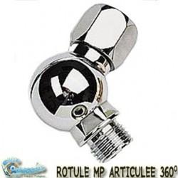 Coude Rotule 360° pour 2ème...
