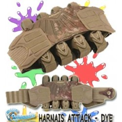 Harnais ATTACK Pack Pro...