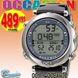 Ordinateur de plongee OC1...