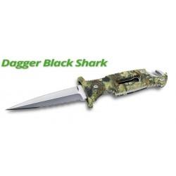 Couteau DAGGER BLACK SHARK...