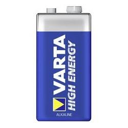 Pile 9V LR22 Alkaline High...