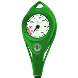 Manomètre AL50 Oxygène - Long