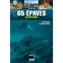 65 épaves en Bretagne - GAP