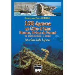 100 Epaves en Côte d'Azur...
