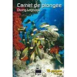 Carnet Plongée POISSONS -...