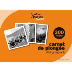 "Carnet Plongée ""VINTAGE"" -..."