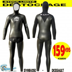 Ensemble SYMBIOSE Veste 5mm...