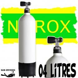 Bloc Acier 04 Litres Nitrox...