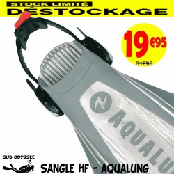 Sangle + Boucle Palme HF...