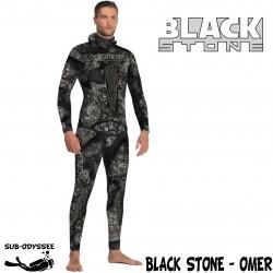 BLACK STONE 7+7mm...