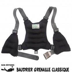 Baudrier 8kg Classique...