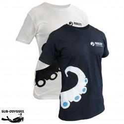 T-Shirt Noir ou Blanc,...