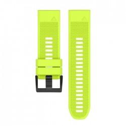 Bracelet Silicone JAUNE...
