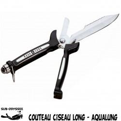 Couteau de plongée CISEAU...