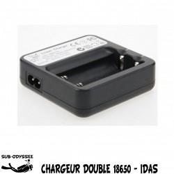 Chargeur Double pour...