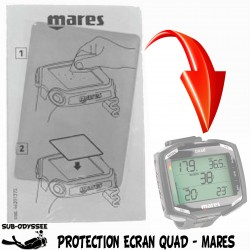 Protection Ecran QUAD /...