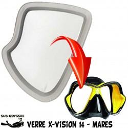 Verre Correcteur X-VISION...