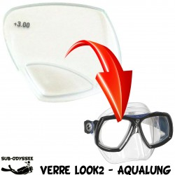 Verre Correcteur LOOK 2 &...