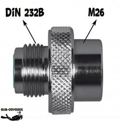 Adaptateur DIN 232 Bars...