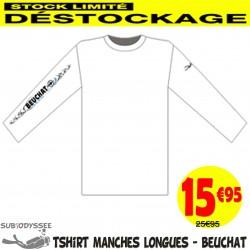 T-Shirt Manches Longues -...