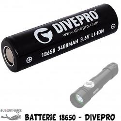 Batterie 18650 Lithium...