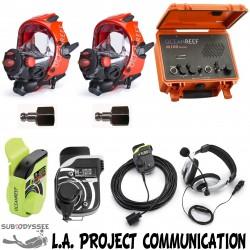 LA Project Communication...
