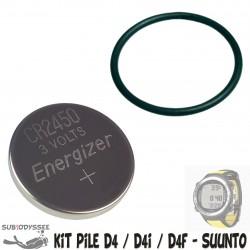 Kit Pile pour ordinateur D4...