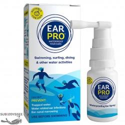 Spray pour les oreilles...