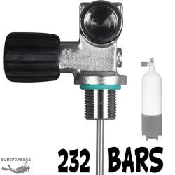 Robinet 1 sortie 230 Bars...