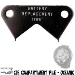 Cle Demontage Compartiment...