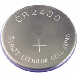 Pile Bouton Lithium CR2430