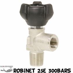 Robinet 25E 1 sortie DIN...