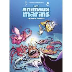Les Animaux Marins en BD...