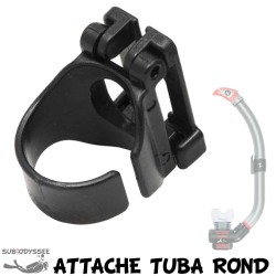 Attache Tuba Rond