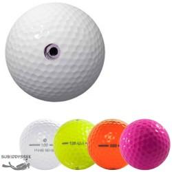 Balle de Golf Percée