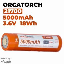 Batterie 21700 5000mAh...