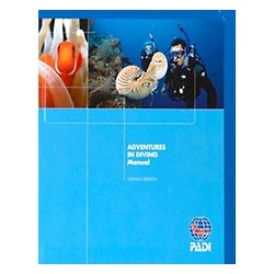 Livre ADVENTURES IN DIVING...