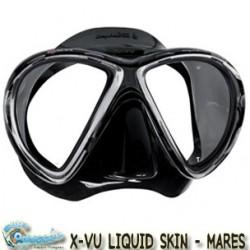 Masque de Plongée X-VU...