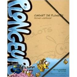 "Carnet Plongée ""PLONGEURS""..."