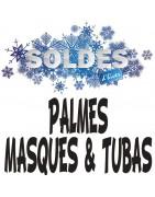 Palmes - Masques - Tubas